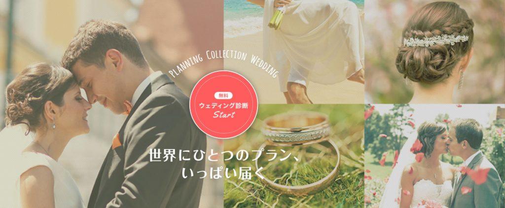 海外結婚式場探しキャンペーン