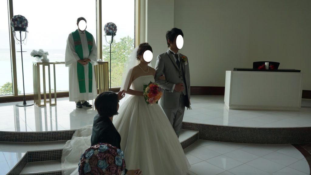 小さな結婚式グアム 挙式 日本人スタッフ