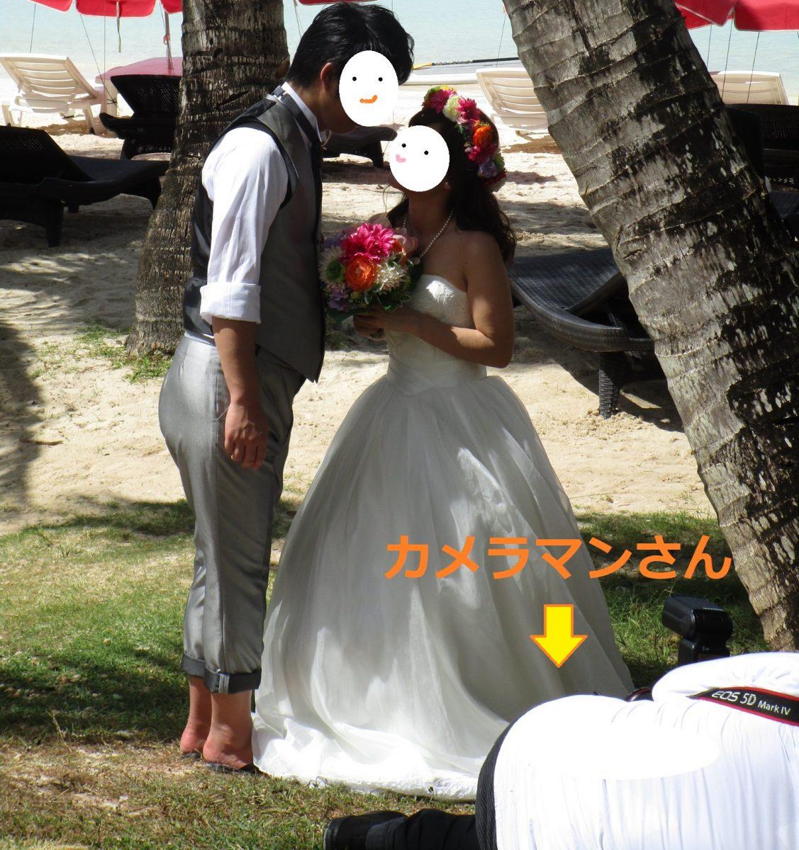 海外挙式グアム 結婚式費用 オプション アクアシンフォニーチャペル