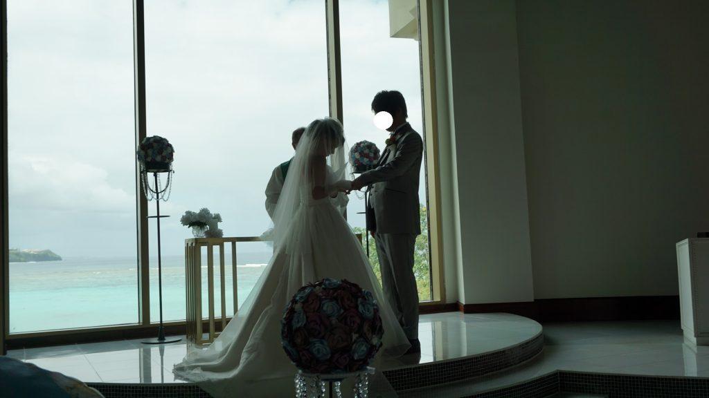 グアム海外挙式 写真撮影