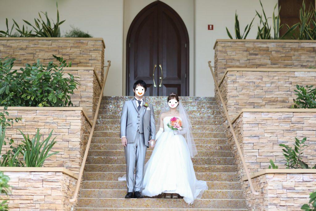 海外挙式 パーティーなし婚メリット
