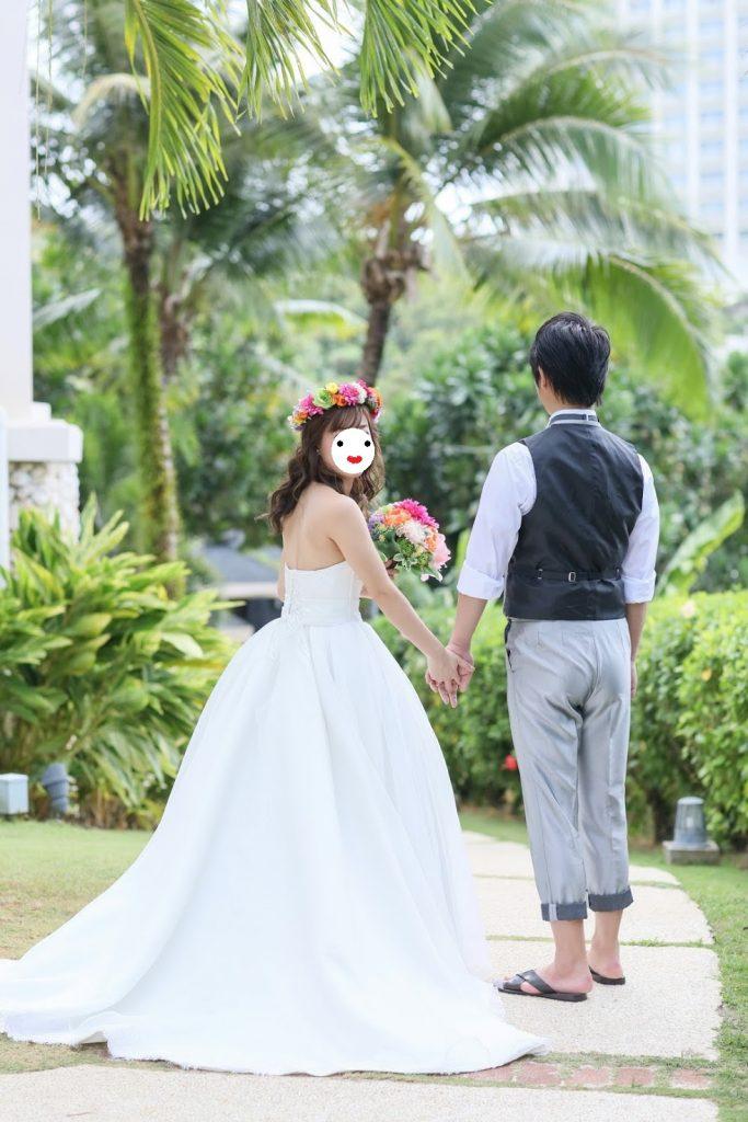 海外挙式パーティーなし婚メリット
