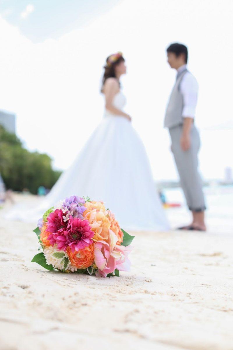 グアムの格安結婚式_海外挙式体験談