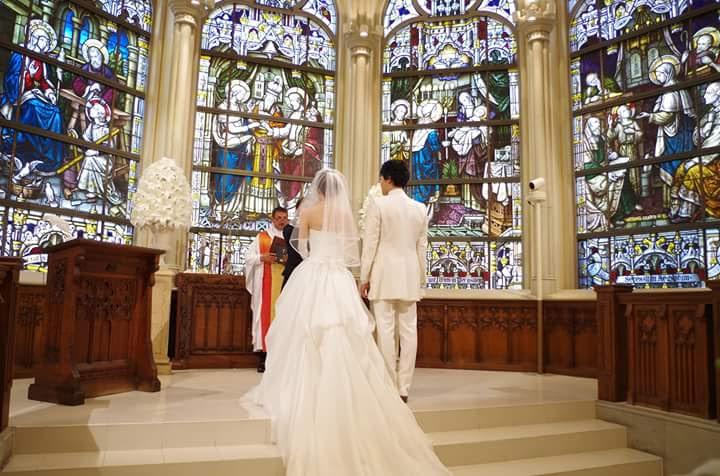 結婚式チャペル