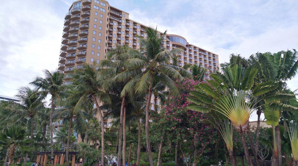 アウトリガーリゾートホテル