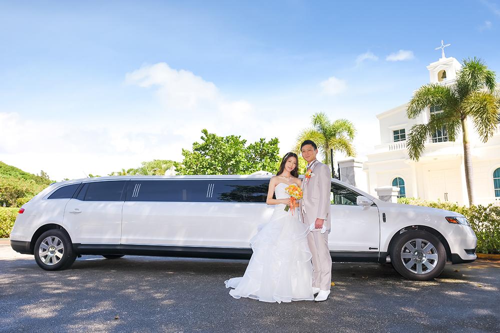海外挙式 グアム結婚式ホワイトアロウチャペル