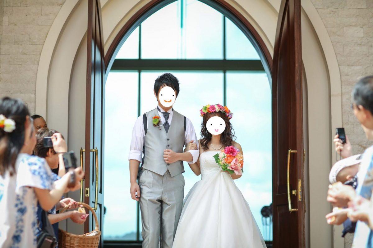 海外挙式 グアム 小さな結婚式 衣装
