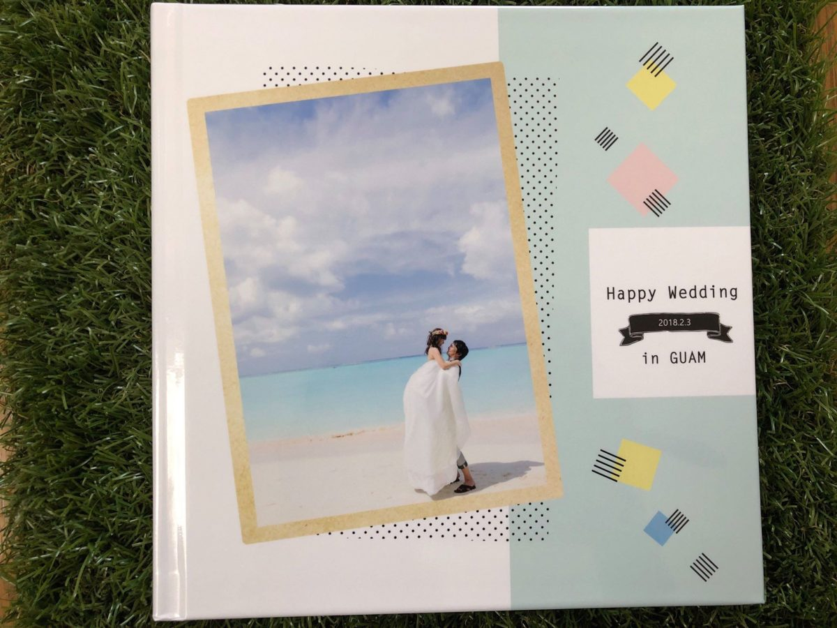 結婚式写真アルバム