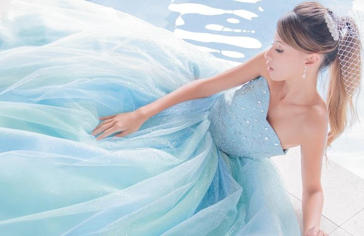 ワタベウエディングのドレス