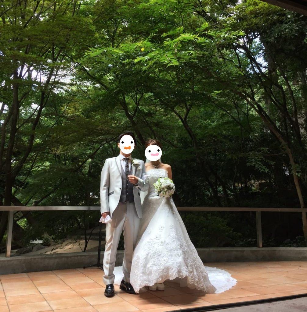 ブライダルフェアの東京おすすめ 八芳園